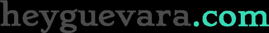 heyguevara.com logo